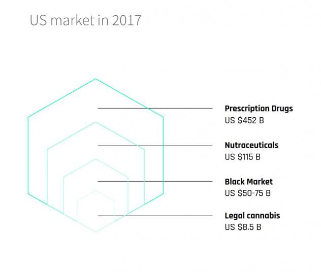 USA Market share 2017